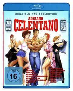 Adriano Celentano-Mega Blu-ray Collectio