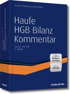 Haufe HGB Bilanz-Kommentar 6. Auflage plus Onlinezugang