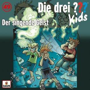 Die drei ??? Kids 49: Der singende Geist (drei Fragezeichen)