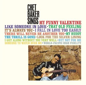 Chet Baker Sings+12 Bonus Tracks
