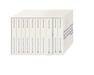 Das essayistische Werk: Autobiographische Schriften. Betrachtung