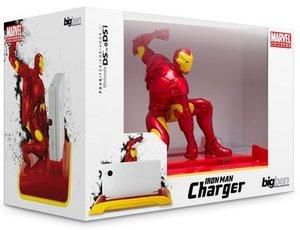 Iron Man Ladestation