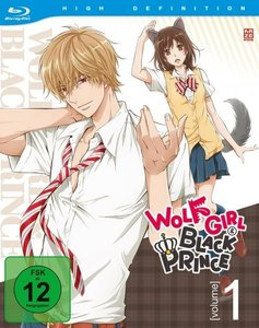 Wolf Girl & Black Prince - Blu-ray 1