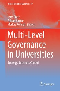 Multi-Level Governance in Universities