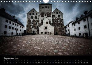 Turku / Finnland (Wandkalender 2016 DIN A4 quer)