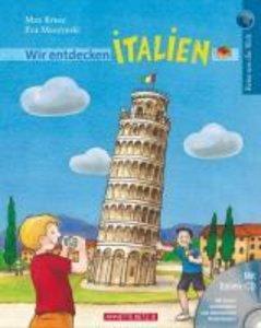 Wir entdecken Italien mit CD