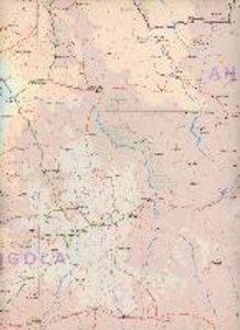 Africa Equatorial 1 : 3 400 000