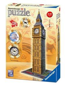 3D Puzzle Big Ben mit Uhr