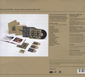 Physical Graffiti(2014 Reissue)(Deluxe CD+Vinyl Bo