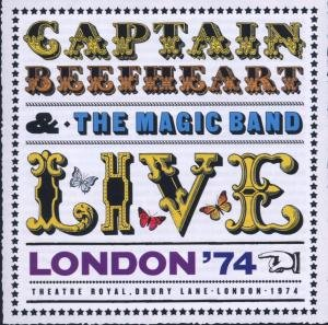 Live In London/Drury Lane 1974