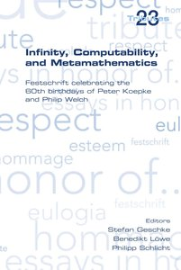 Infinity, Computability and Metamathematics