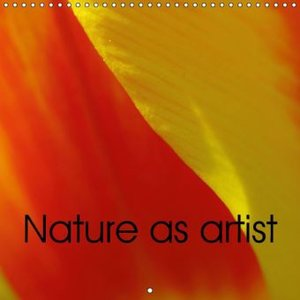 Nature as artist (Wall Calendar 2015 300 × 300 mm Square)