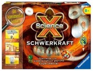 Ravensburger 18797 - ScienceX®: Schwerkraft