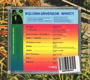What?! William Onyearbor REMIX