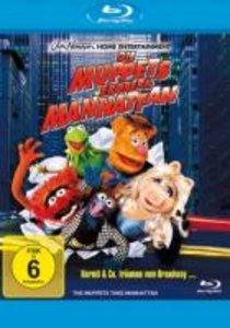 Die Muppets erobern Manhattan - Kermit & Co. träumen vom Broadwa