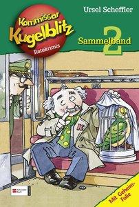 Kommissar Kugelblitz. Sammelband 02