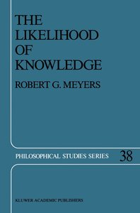 The Likelihood of Knowledge