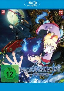 Blue Exorcist - The Movie - Blu-ray