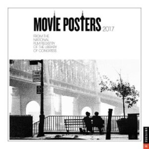 Movie Posters 2017 Calendar