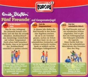 Fünf Freunde Box 06. Folgen 31, 34, 43. 3 CDs