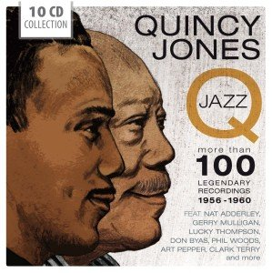 Quincy Jones-The Jazz Recordings