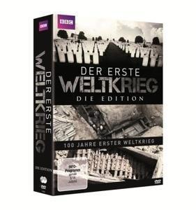 BBC: Der Erste Weltkrieg - Die 2 DVD Edition - 100 Jahre Erster