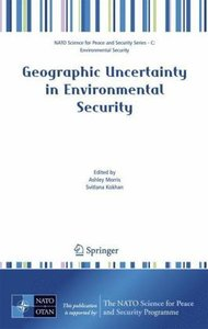 Geographic Uncertainty in Environmental Security
