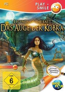 PLAY+SMILE: Legends of the East - Das Auge der Kobra (Wimmelbild