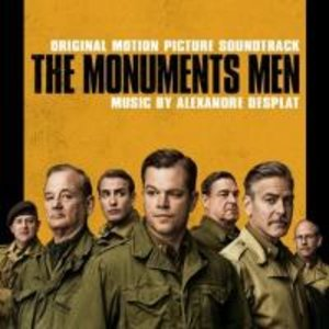 Monuments Men/OST