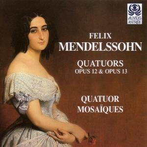 Streichquartette op.12 & 13