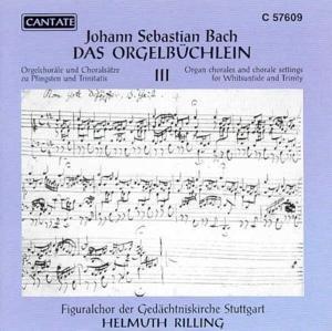 Das Orgelbüchlein Vol.3