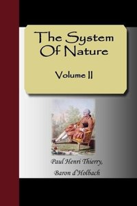 The System of Nature - Volume II