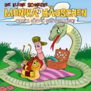 Die kleine Schnecke Monika Häuschen 18. Warum häuten sich Schlan