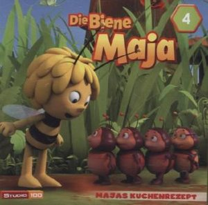 Die Biene Maja (CGI) 04: Die Lausebiene, Majas Kuchenrezept u.a.