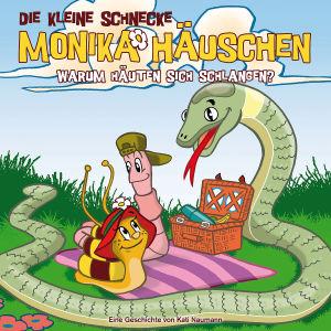 Die kleine Schnecke Monika Häuschen 18. Warum häuten sich Schlan - zum Schließen ins Bild klicken