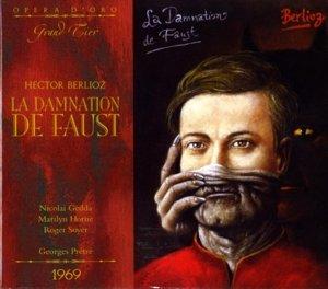 La Damnation de Faust (Rome 1969)