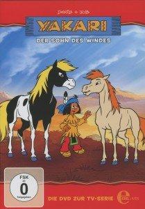 (16)DVD z.TV-Serie-Der Sohn Des Windes