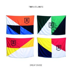 Twin Atlantic: Great Divide (CD+DVD)