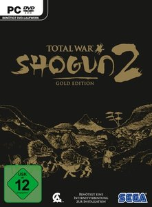 Shogun 2 - Total War GOLD - Limited Edition