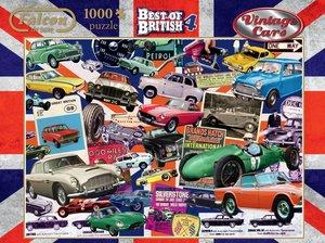 Falcon. BOB4 Vintage Cars. Puzzle 1000 Teile