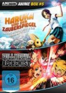 Anima Box 5 Haruka,Fullmetal Alchemist