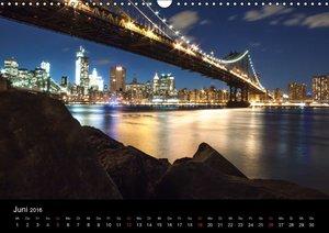New York (Wandkalender 2016 DIN A3 quer)