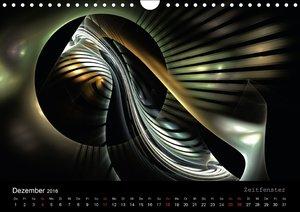 unbekannte Welten (Wandkalender 2016 DIN A4 quer)
