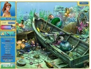 Deep Ocean: Die Korallentaucherin