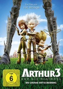 Arthur Und Die Minimoys 3