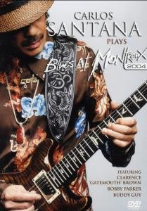 Carlos Santana Plays Blues At Montreux