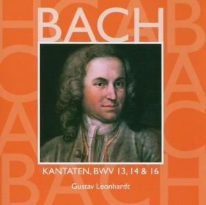 Kantaten Vol.5-BWV 13,14,16