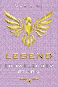 Legend 02 - Schwelender Sturm