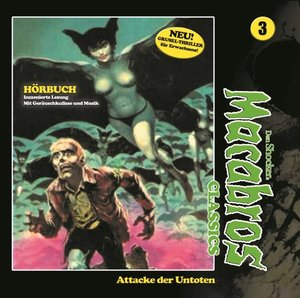 Macabros Classics-Attacke der Untoten Folge 03