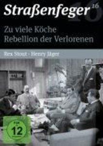 Straßenfeger 16 - Zu viele Köche / Rebellion der Verlorenen